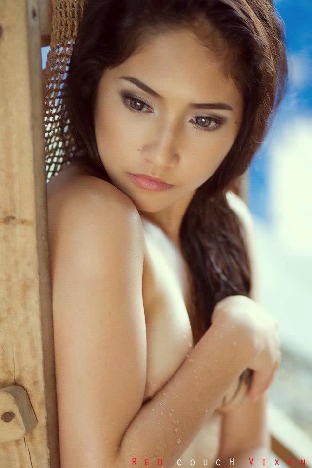 Naked filipino girl models